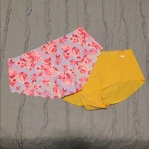 NWOT Pink Victoria Secret underwear
